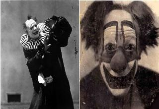 Terrible clowns that you do not want to see before going to bed .