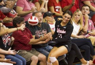 list of random cool pics to entertain you | kenzie maloney nebraska volleyball - Day Ot