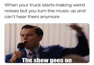 Good ole country memes country folk can relate to!