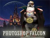 photoshopfalcon