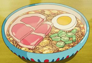 Studio Ghibili bought you such animated classics as Spirited Away, Princess Mononoke, My Neighbor Totoro, Castle in the Sky, Whisper of the Heart, The Wind Rises and others. Their depictions of food are always amazing and I want to eat all of them.