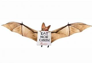 bat - Eat Mor Chikin