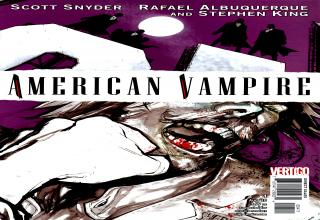 It's high noon for the American vampire as Pearl Jones faces off with the coven that ended her human life and Skinner Sweet gets the showdown he's been demanding for the last 20 years, with his old adversary Marshall James Book.