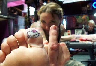 Funny, weird and awesome tattoos