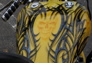 Sturgis Rally bikes