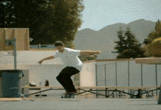 A throw down of some sick skateboard Gif's