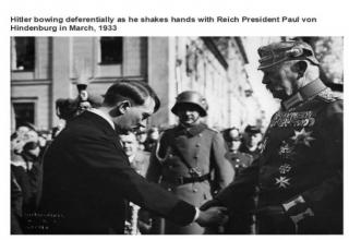 Black and whites of history