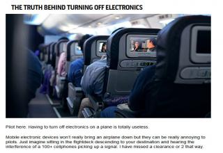 Pilots and Flight attendants  tell it like it is