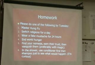 teachers making the day go by faster