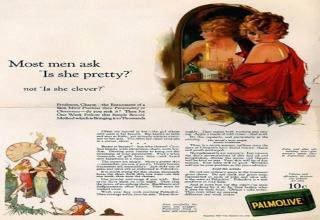 "Old fashioned advertisements that are hard to believe even existed. Even Disney was super sexist back then. See the  <a href=""http://ebaum.it/1lpWYRI"" target=""_blank"">article on Your Daily Media.</a>"