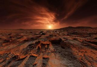 Beautiful pictures of Mars