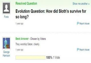 You wont believe the ridiculous questions some people are looking for answer to.
