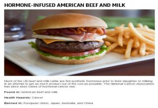 Did you know that there are several food items Americans eat every single day that other countries have deemed too unhealthy to be consumed? Take a look at these food items that are banned in other countries but still being eaten in America.