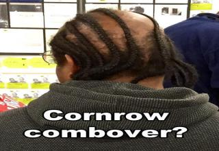 24 people who have the worst hair you've ever seen.
