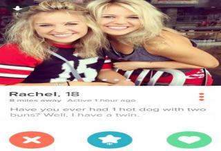 Here are 10 Tinder users who decided to get straight to the point to get what they want.