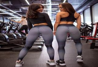 Fall is for yoga pants