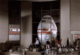 Funny Gifs Moments From 1980 S Film Airplane Gallery
