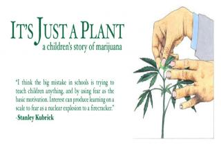 children's book about marijuana, fucking priceless