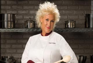 I love me some Anne Burrell she cracks me off.
