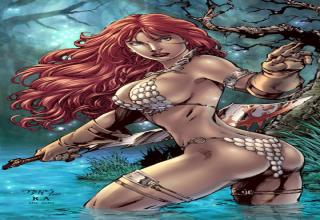 Red Sonja - Sorry if it's somewhat redundant.  Thought the first one got deleted!