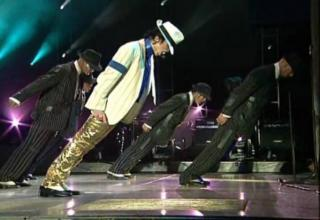 Micheal Jackson's anti gravity lean is being debunked
