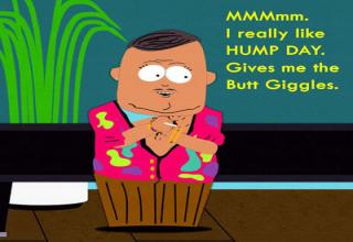 It's hump day mother humpers