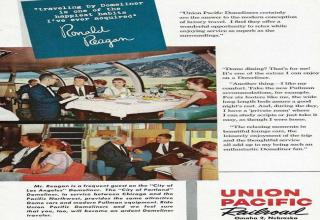 Ronald Reagan Was An Actor And An Advertising Spokesman.