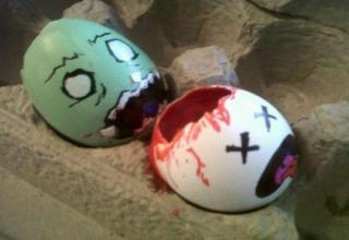 A collection of Easter eggs that may miss the mark...