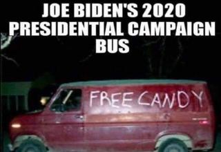 Biden off more than he can chew!