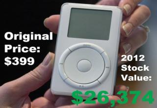 How apple fans reacted to the Ipod being announced
