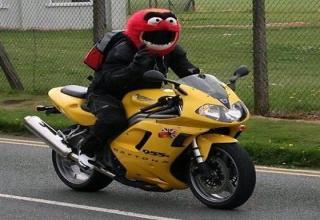 Bike humor....