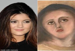 "Would you believe us if we told you that this wasn't first botched attempt to restore the ""The Immaculate Conception of Los Venerables"", but the second. Maybe art isn't your thing, but you still want to be cultured, well check out these: <a href=""https://www.ebaumsworld.com/pictures/these-48-classical-art-memes-are-better-than-going-to-the-museum/84742935/?view=player""><strong>48 Classical Art Memes Are Better Than Going To The Museum</strong></a>"