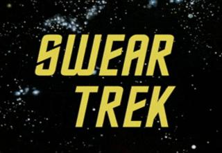 These brilliantly inappropriate GIFs are the creation of Swear Trek.