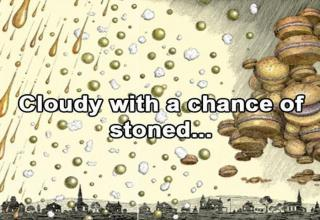 25 thoughts from the mind of a stoner.