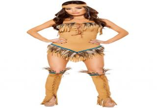 "Online lingerie company Yandy has been ticketed by the PC PoPo again on Twitter for its Native American and Indian designs that many are calling highly offensive and racist.  This comes less than a week after Yandy was PC PoPo'd for its Handmaid's Tale""-inspired costume.  Offensive?  What do you think?  Leave your comments below."