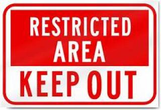 collection of spicy and sexual memes | restricted area keep out