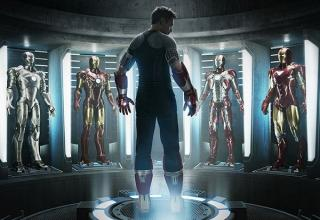 A look at all the Iron Man armors from the Marvel Cinematic Universe