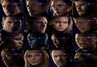 """New posters from Avengers Endgame have been releases show which reveals who survived Tanos' snap and who didn't. <br> <br> <a href=""""https://www.ebaumsworld.com/pictures/avengers-endgame-avenge-the-fallen-poster-has-become-a-meme/85921753/"""" target=new>Check out the memes that have spawned from these posters</a>"""