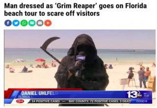 Just when you thought the Internet is done with Florida memes, it decided to ensure the trend continues. Here are 18 headlines that prove that Florida has had quite the year this year and that it's never gonna stop trending.
