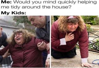 Kids, right? These parenting memes encompass the frustration and the funny that comes with raising a little one.
