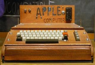 From 1977 through Today - Apple Computers