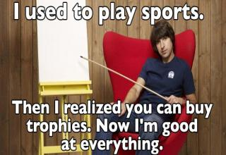 Hilarious one-liners from the always funny Demetri Martin.