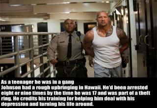 Here are some things you will be surprised to know about Dwayne Johnson.