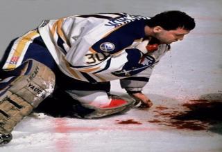 Horrible sports injuries