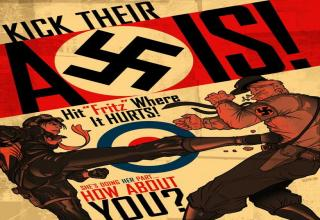 posters from each major side of the war.