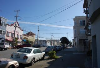 What a glorious day for some chemtrails!