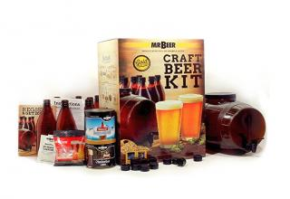a craft beer kit you can buy on amazon