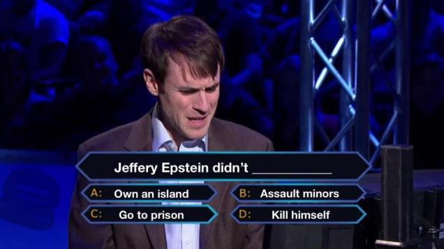 'Jeffrey Epstein Didn't Kill Himself' Memes That Have ...