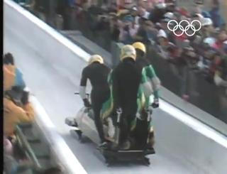 The Legendary 1988 Jamaican Bobsled Team Video