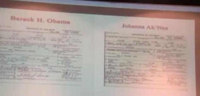 certificate birth joe wow